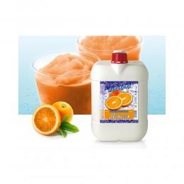 Liquide pour Granita Orange 7kg