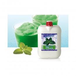 Liquide pour Granita Menthe 7kg