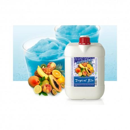 Liquide pour Granita Tropical Blu 7kg