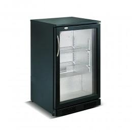 Réfrigérateur de bar porte vitrée 98L