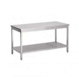 Table inox 150