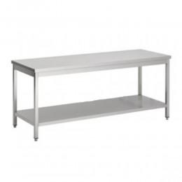 Table inox 200