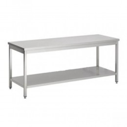 Table inox 200