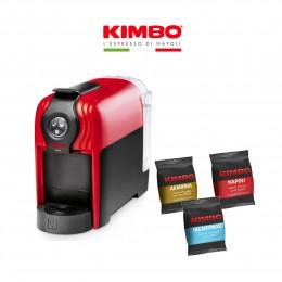 Pack de démarrage Café KIMBO