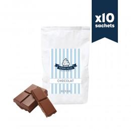 Mix à glace - Chocolat - Sinigalia - 10x800g