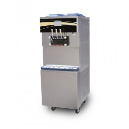 Machine glace italienne professionnelle sundae yaourt glacé