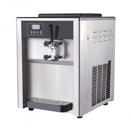 125CS21 - Machine à glace soft professionnelle - Yaourt glacé - Sundae - 1 parfum - 25L/hCatalogue  Produits
