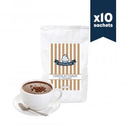 Mix pour chocolat chaud 1kg x10