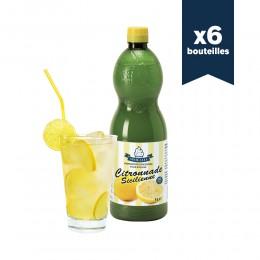 Préparation pour Citronnade Sinigalia x6