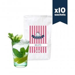 Mix à granité Mojito Sinigalia x10