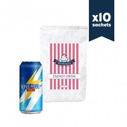 Mix à granité Energy drink Sinigalia x10
