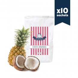 Mix à granité Coco ananas Sinigalia x10
