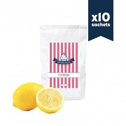 Mix à granité Citron Sinigalia x10