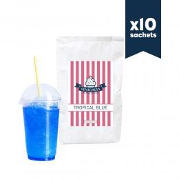 Mix à granité Tropical blue Sinigalia x10