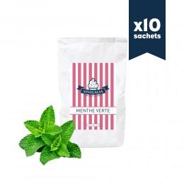 Mix à granité Menthe verte Sinigalia x10