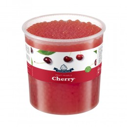 Perle de fruit pour Bubble tea Cerise 3.2kg