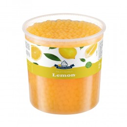 Perle de fruit pour Bubble tea Citron 3.2kg