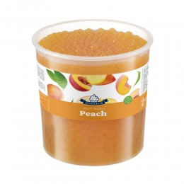 Perle de fruit pour Bubble tea Pêche 3.2kg