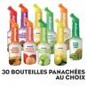 Pack 30 préparations pour cocktails panachées au choix