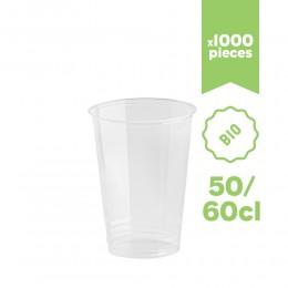 Gobelets BIO 50cl 1000pcs