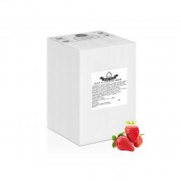Mix liquide - Glace à l'italienne - Fraise - 5,5kg - Sinigalia