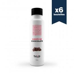Coulis Chocolat - 1,2kg - 6 bouteilles