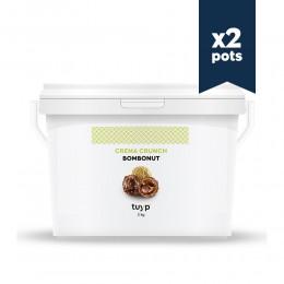 Pâte à tartiner Bombonut - 3kg - 2 pots