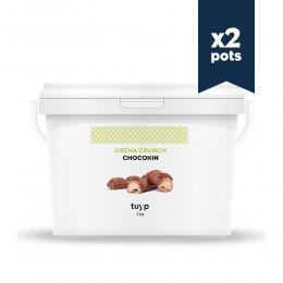 Pâte à tartiner Chocokin - 3kg - 2 pots