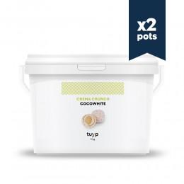 Pâte à tartiner - Cocowhite - 2x3kg