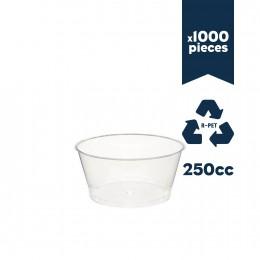 Pots à glace R-PET 250cc 1000pcs