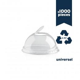 Couvercles dômes PET universels x 1000pcs