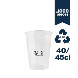 Gobelets R-PET 40cl (16oz) 1000pcs