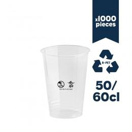 Gobelets rPET 50/55cl (20oz) 1000pcs