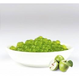 Perle de fruit pour Bubble tea Pomme Verte 3.2kg