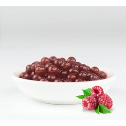 Perle de fruit pour Bubble tea Framboise 3.2kg